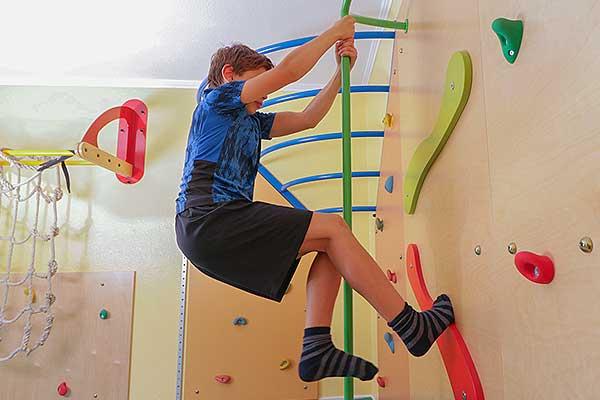 Kletterwand | Koordination